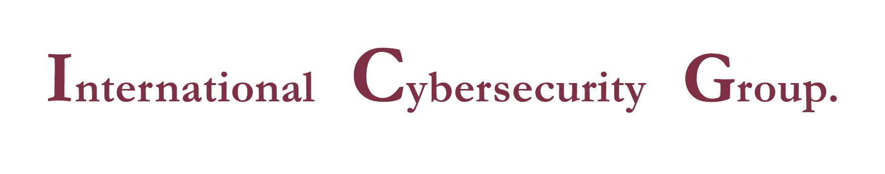 International Cybersecurity Group